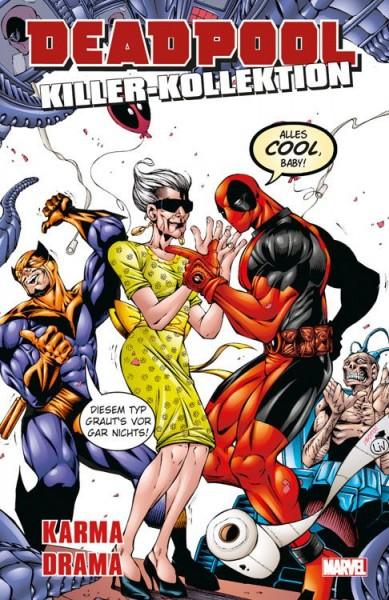 Deadpool Killerkollektion 6: Karma Drama Hardcover