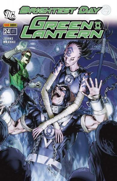 Green Lantern Sonderband 24: Die neuen Wächter II