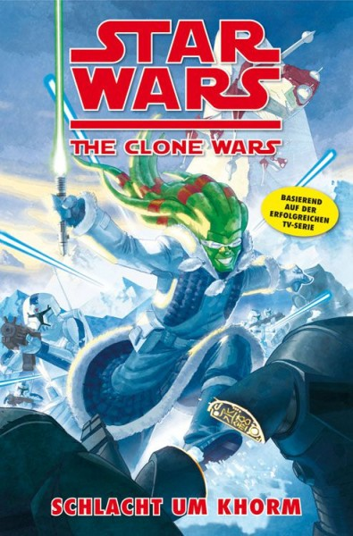 Star Wars: The Clone Wars 6 - Schlacht um Khorm