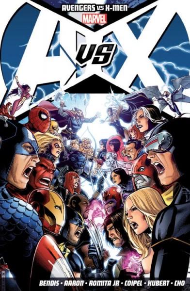 Avengers vs. X-Men (Englisch)