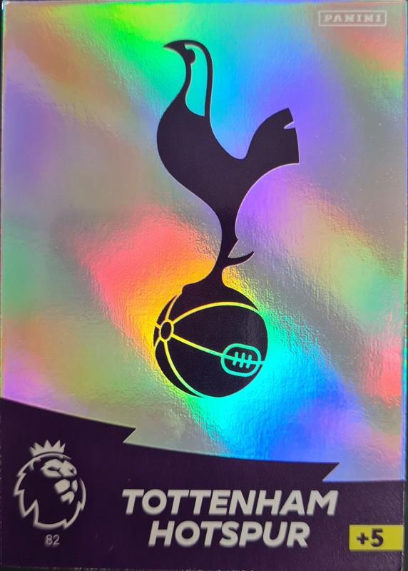 Panini Premier League Adrenalyn XL 2020/21 - Team Logo - Tottenham Hotspur