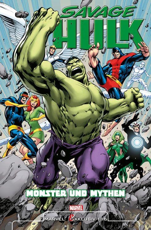 Marvel Exklusiv 116: Savage Hulk