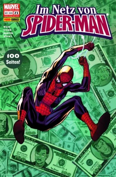 Im Netz von Spider-Man 21