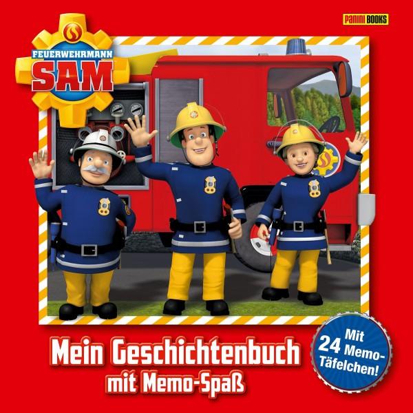 Feuerwehrmann Sam - Mein Geschichtenbuch mit Memo-Spaß