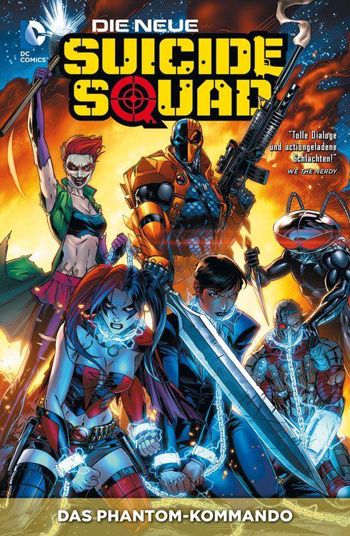 Die neue Suicide Squad 1: Das...