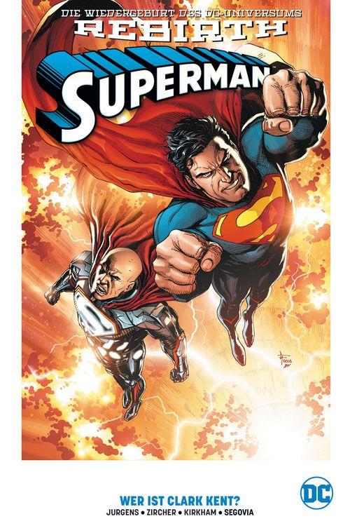 Superman Paperback 2 - Wer ist Clark...