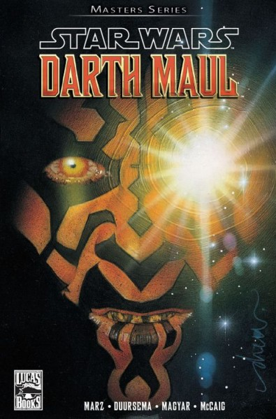 Star Wars: Masters 2 - Darth Maul