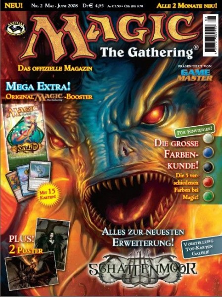 Magic: The Gathering - Magazin 2