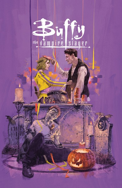 Buffy the Vampire Slayer 2 Cover