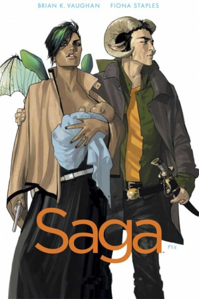Saga 1 Cover