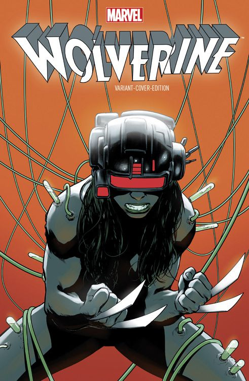 Wolverine 3: Wolverine vs. Logan -...