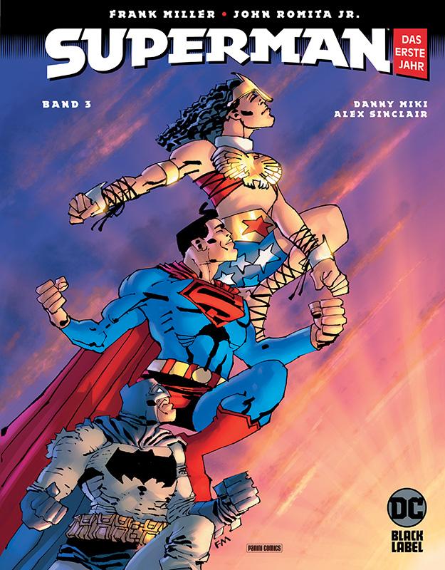 Superman - Das erste Jahr 3 Variant