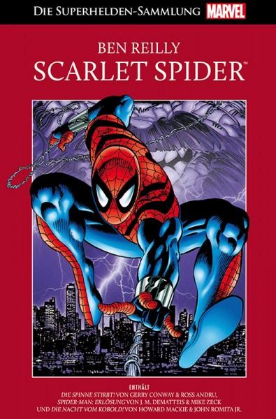 Die Marvel Superhelden Sammlung Band 80: Scarlet Spider