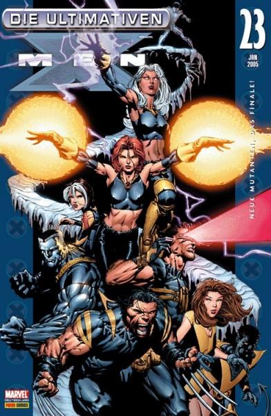 Die Ultimativen X-Men 23