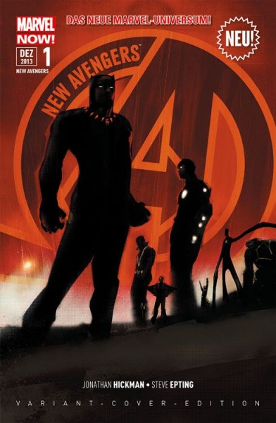 New Avengers 1 Variant
