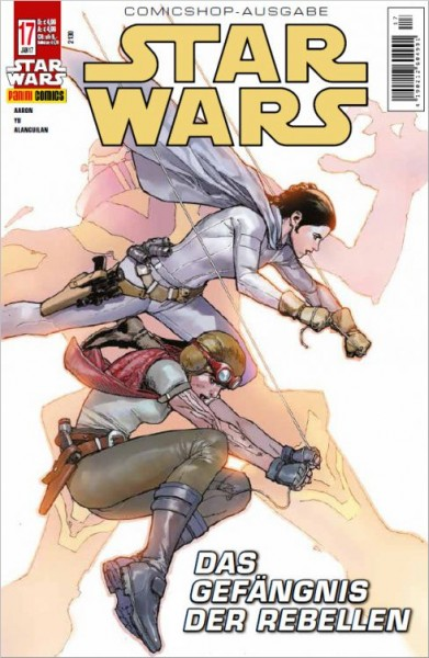 Star Wars 17 (Comicshop-Ausgabe) Cover