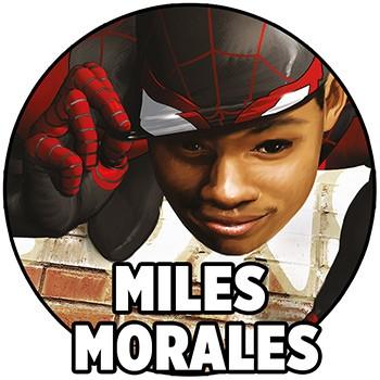 Panini Ink - Marvel - Miles Morales