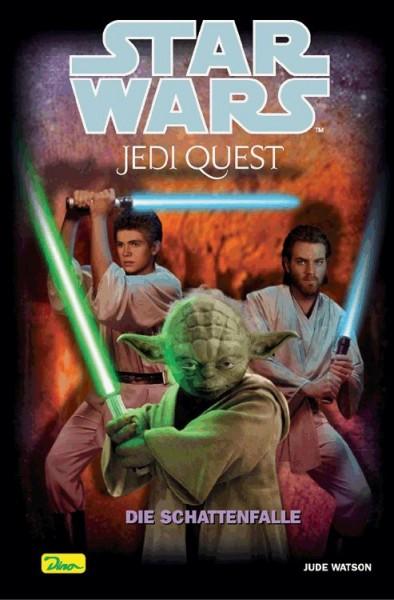 Star Wars Jedi Quest 7: Die Schattenfalle