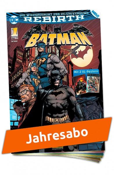 Jahresabo - Batman Heft