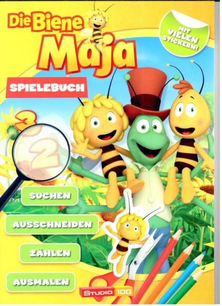 Biene Maja - Spielebuch