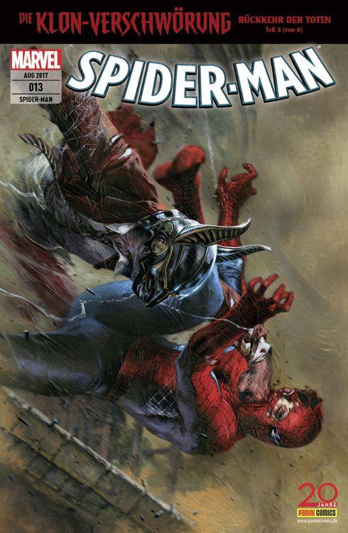 Spider-Man 13 (2016): Die...