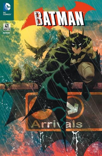 Batman 41 (2012) Variant - Comic Action 2015