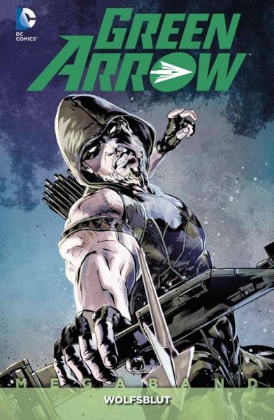 Green Arrow Megaband 4: Wolfsblut