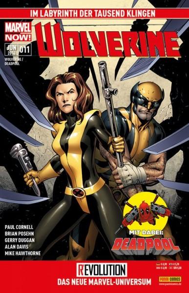 Wolverine/Deadpool 11