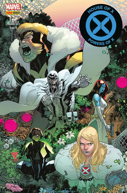 X-Men: House of X & Powers of X Bd. 2