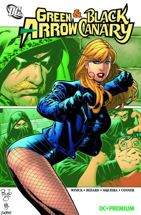 DC Premium 56 - Green Arrow & Black...