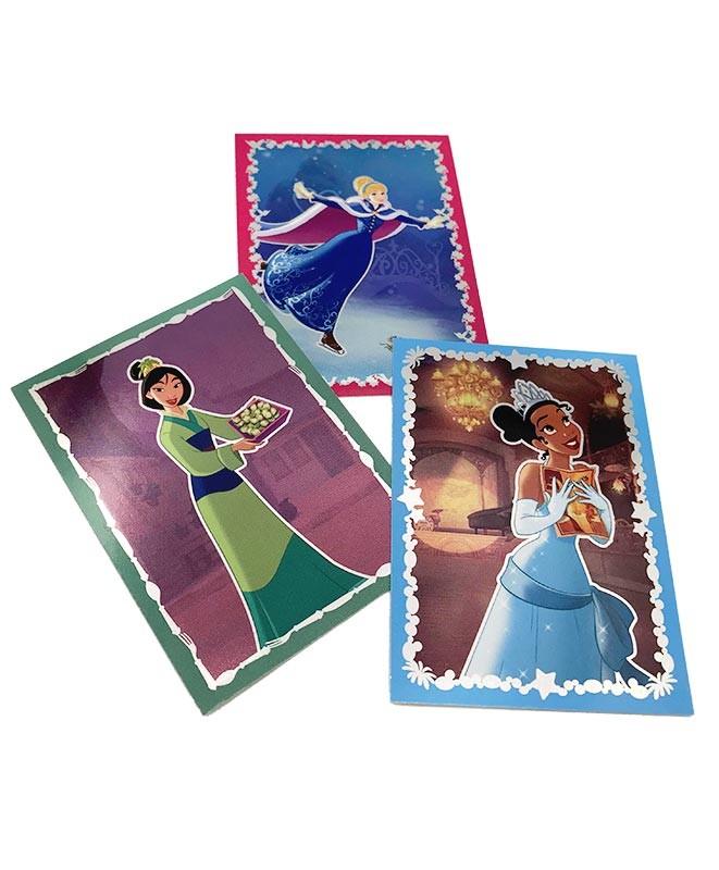 Disney Prinzessin - Das Herz einer Prinzessin Trading Cards