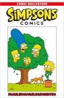 Simpsons Comic-Kollektion 56: Familienangelegenheiten Cover