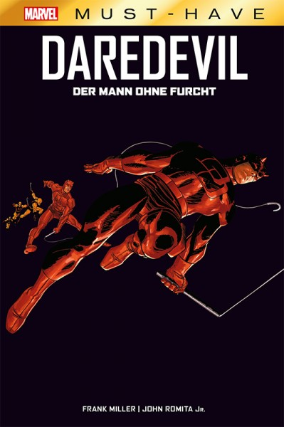 Marvel Must Have: Daredevil - Der Mann ohne Furcht Cover