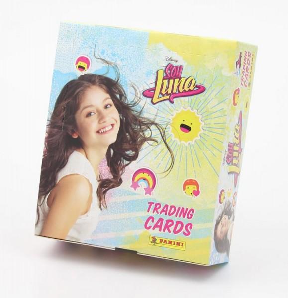 Disney: Soy Luna - Sammelkarten - Box mit 24 Tüten