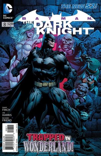 Batman: The Dark Knight 1: Das Höllenserum