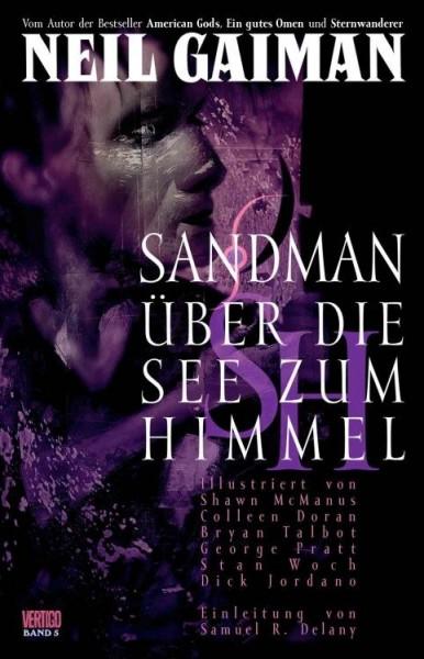 Sandman 5 - Über die See zum Himmel