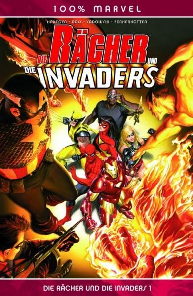100% Marvel 44: Die Rächer/Die Invaders 1