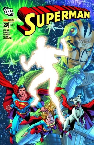 Superman Sonderband 29: Der dritte Kryptonier