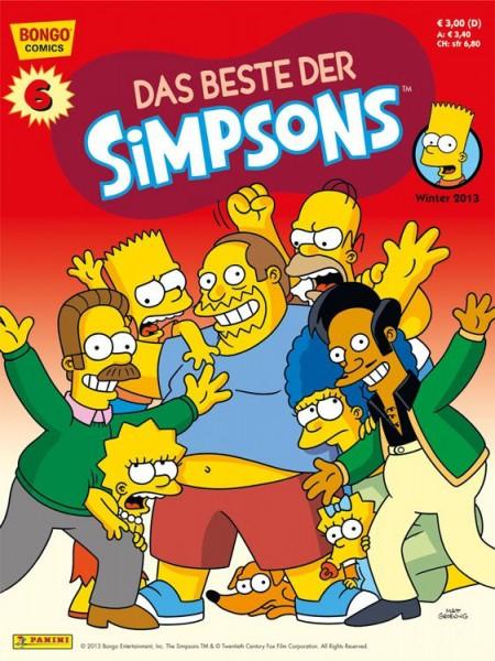 Das Beste der Simpsons 6