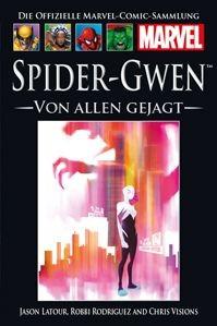 Hachette Marvel Collection 158: Spider-Gwen - Von allen gejagt