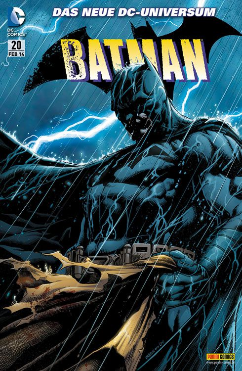 Batman 20 (2012)