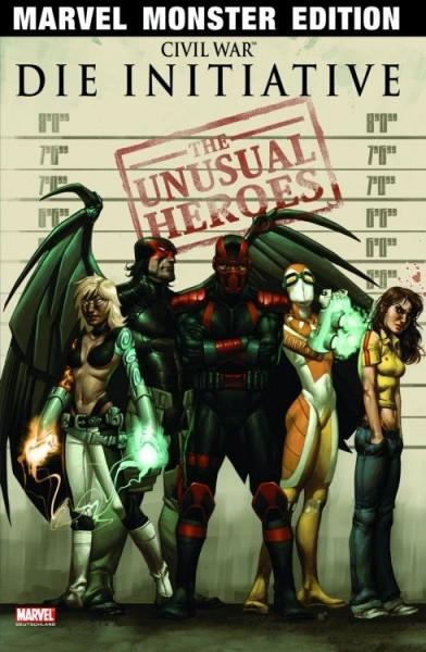 Marvel Monster Edition 24: Die Initiative 1