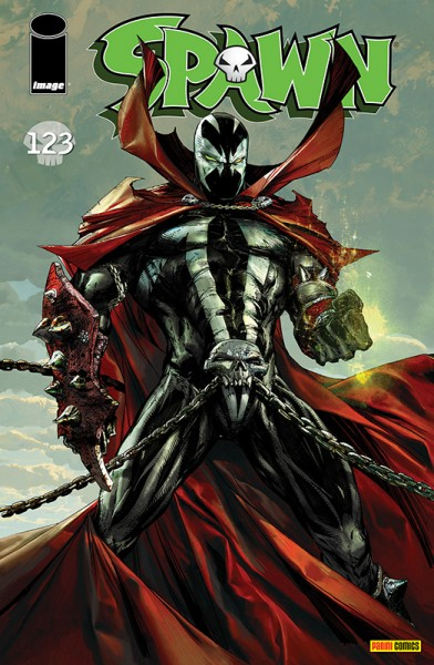 Spawn 123 Cover