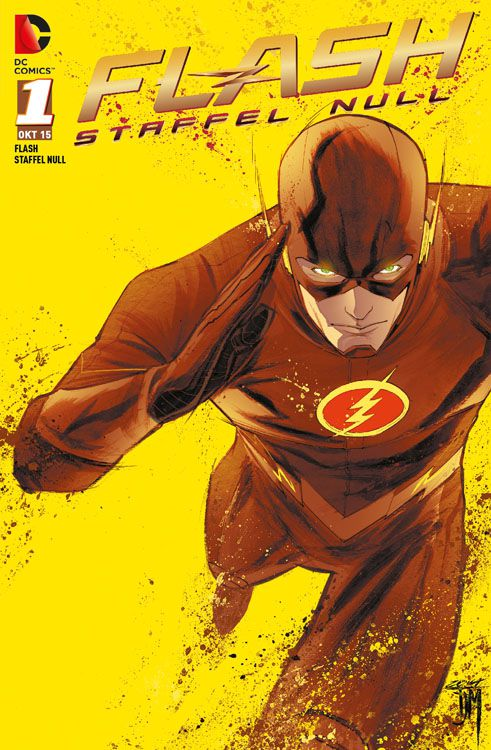 The Flash: Staffel Null 1 Variant -...
