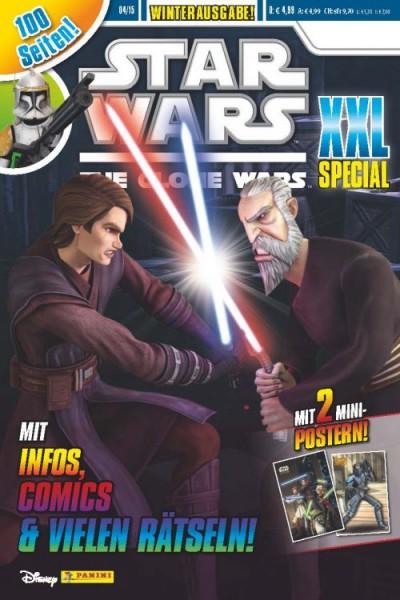 Star Wars: The Clone Wars XXl Special 04/15