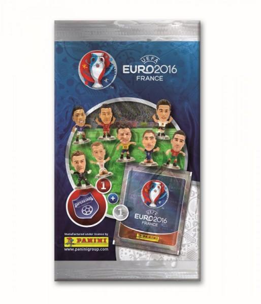 UEFA Euro 2016 Superstars of Football - 1 Sticker-Tüte