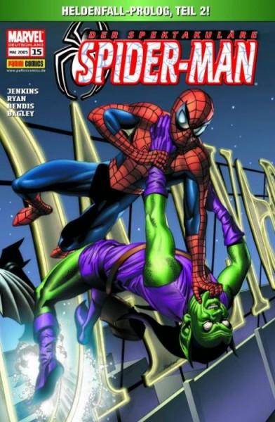 Der spektakuläre Spider-Man 15