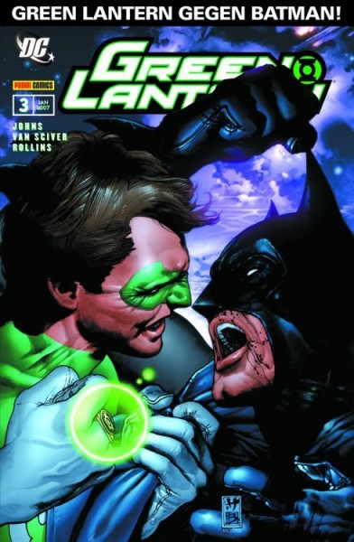 Green Lantern Sonderband 3: In finsterster Nacht