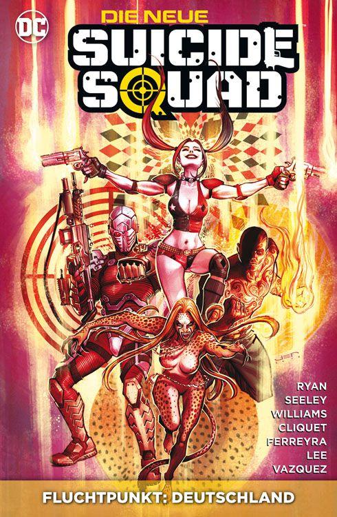 Die neue Suicide Squad 4: Fluchtpunkt...