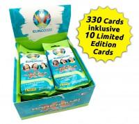 UEFA Euro 2020 Adrenalyn XL Fatpack Box